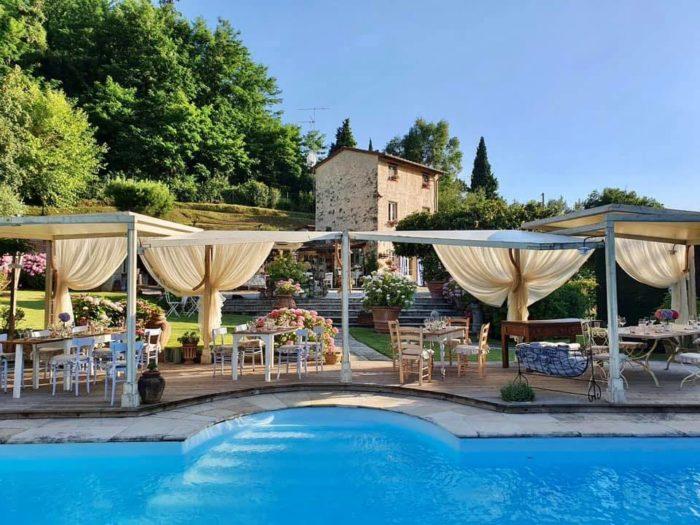 "Home Restaurant ""L'Ortensia"""