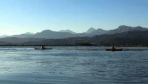 Escursioni sul lago di Massaciuccoli in canoa
